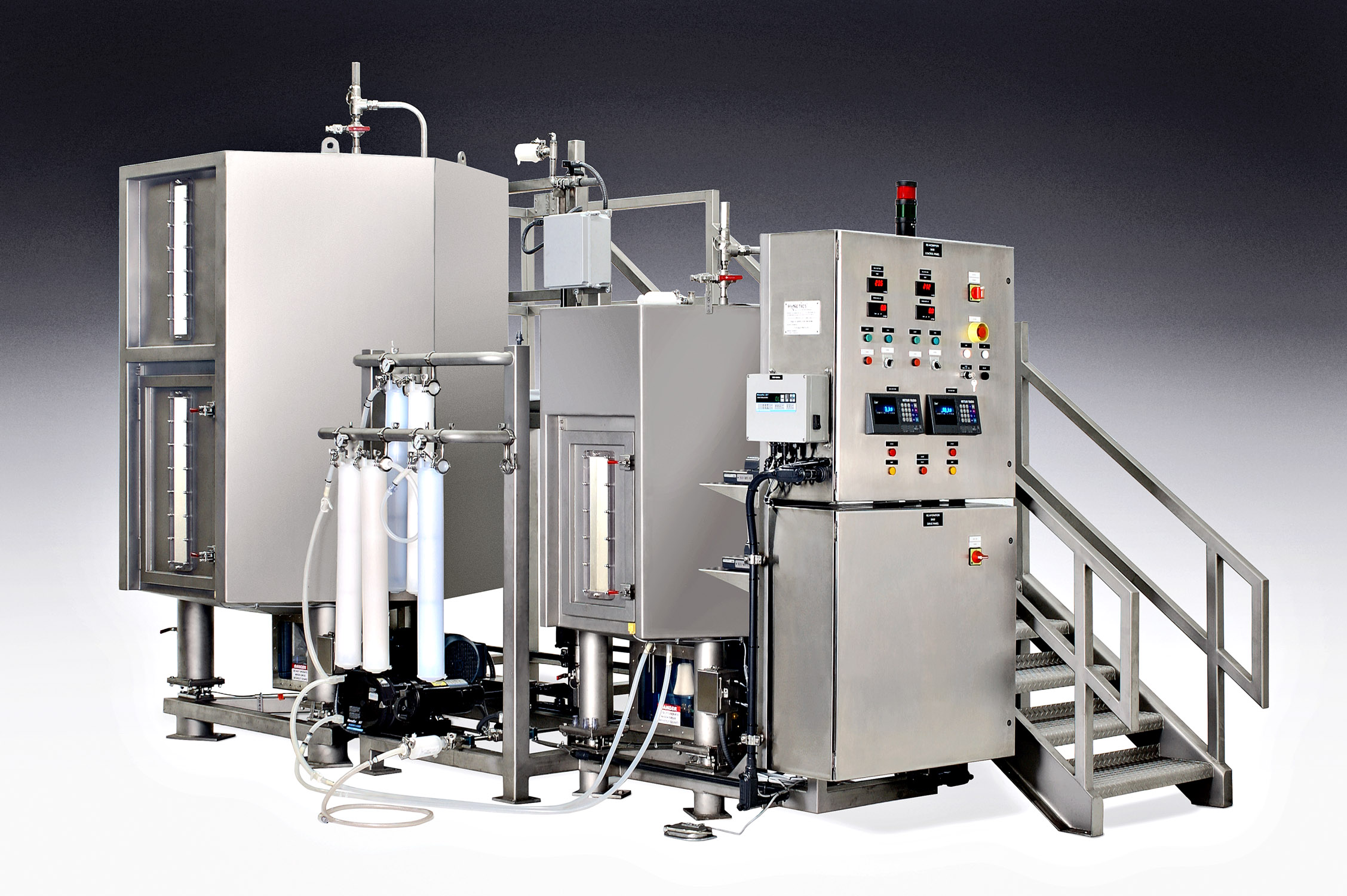 After-Uncompleted Pharmaceutical Mixing Equipment